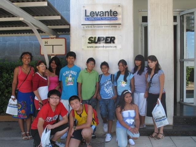 Adolescentes visita al Levante (640x480)